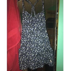 A Floral Dress From Abercrombie and Fitch